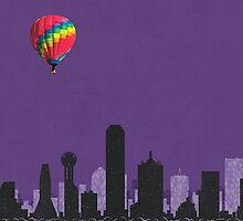 Coldplay Dallas Duvet by Marcuccio