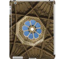 Penrhyn castle- Ceiling3 iPad Case/Skin
