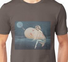 The Narwhal fairy sprite Unisex T-Shirt