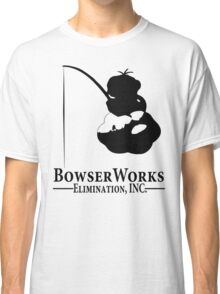 Bowser Works Classic T-Shirt