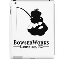 Bowser Works iPad Case/Skin