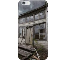 Abandoned Village Chief´s House iPhone Case/Skin