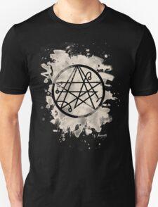Necronomicon bleached T-Shirt