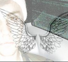 Justin Bieber Angel Overlay  by cerussell3