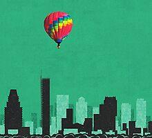 Coldplay Boston Duvet by Marcuccio