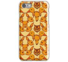 Cute animals pattern iPhone Case/Skin