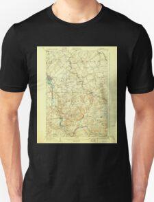 New York NY Potsdam 148219 1908 62500 T-Shirt