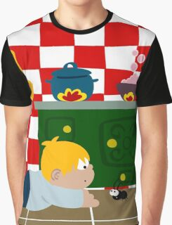 Creppy-Crawly Friend Graphic T-Shirt