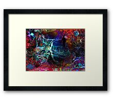 Movies Framed Print