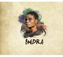 Indra - The 100 Photographic Print