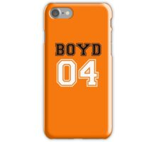 Matthew Boyd's Jersey iPhone Case/Skin