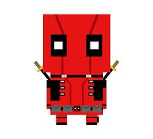 Pint Sized Deadpool by TFtruefrost