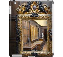 An old mirror  iPad Case/Skin