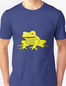 Yellow frog T-Shirt