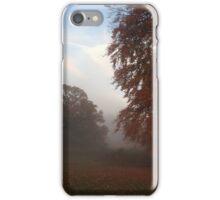 Alluring Autumn Mist iPhone Case/Skin