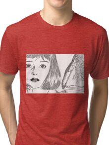 KARMACOMA SCENE Tri-blend T-Shirt