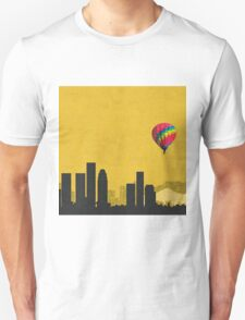 Coldplay Los Angeles Duvet T-Shirt