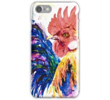 Ricky Rooster iPhone Case/Skin