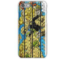 Muda Dio Brando iPhone Case/Skin