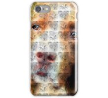 When opposites collide iPhone Case/Skin