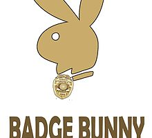 Badge Bunny by BlueLine LEO