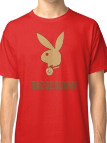 Badge Bunny Classic T-Shirt