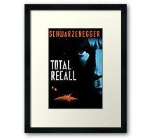 Total Recall Framed Print