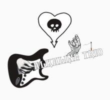 Alkaline Trio -  Good Bye Forever Kids Tee