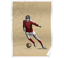 George Best - MUFC Poster