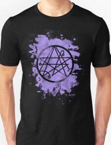 Necronomicon - bleached violet T-Shirt