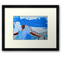 Seafarer Framed Print