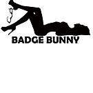 Badge Bunny 2 by BlueLine LEO