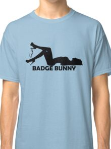 Badge Bunny 2 Classic T-Shirt
