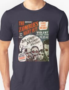 The Zombies Night Out! T-Shirt
