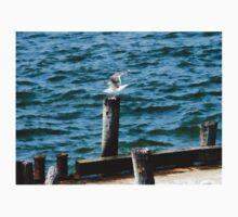 Seagull Landing Kids Tee