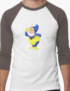 Ruby Quartz Lenses Men's Baseball ¾ T-Shirt