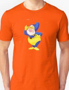 Ruby Quartz Lenses Unisex T-Shirt