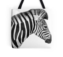 Zebra striped African wild  Tote Bag