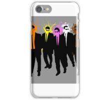 reservoir dogs promo iPhone Case/Skin