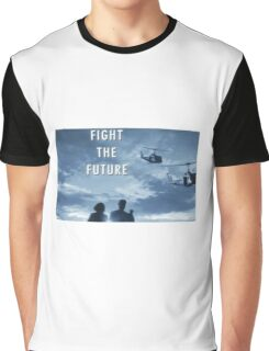 X Files - Fight The Future Graphic T-Shirt