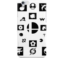 Smash Bros iPhone Case/Skin