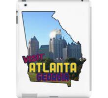 Atlanta, Georgia iPad Case/Skin