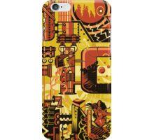 Frankenstein Monster is Dead iPhone Case/Skin