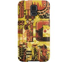 Frankenstein Monster is Dead Samsung Galaxy Case/Skin