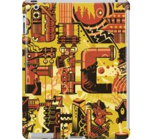 Frankenstein Monster is Dead iPad Case/Skin