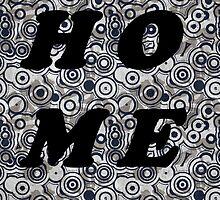 HOME Black Swirl by misskris766