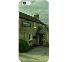 The Crown at Uploders  iPhone Case/Skin