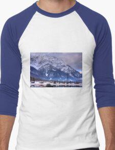 Bludenz (Vorarlberg, Austria) Men's Baseball ¾ T-Shirt