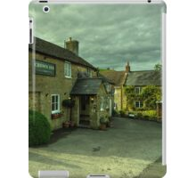 The Crown at Uploders  iPad Case/Skin