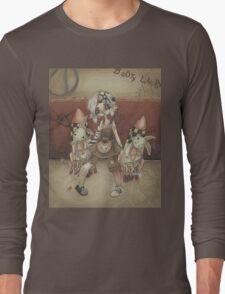 Tina and the Damsels Long Sleeve T-Shirt